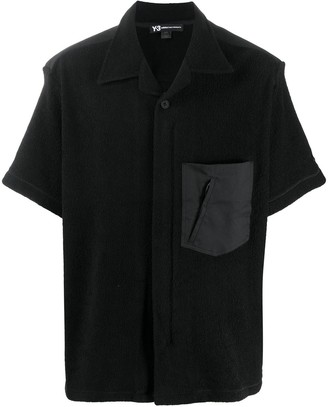 Oversized Textured Shirt