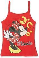 Disney Minnie Girl's 19-1763 TC Vest,5-ears (Manufacturer Size:ears)