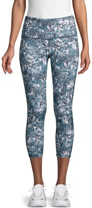 Gaiam High-Rise Capri Leggings