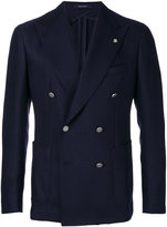 Tagliatore double breasted blazer - men - Virgin Wool - 46