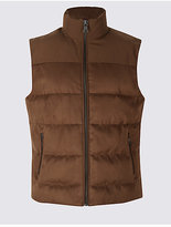 Blue Harbour Quilted Gilet with StormwearTM & ThinsulateTM