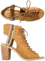 Rebels Amelia Lace Up Heel