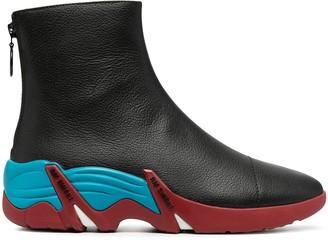 Raf Simons Cyclon ankle boots