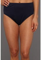 Magicsuit Solid Classic Brief Bottom Women's Swimwear