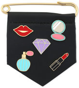 BCBGeneration Two-Tone Girly Pin Set