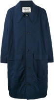 Henrik Vibskov Juko parka coat - men - Cotton - S