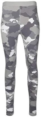 Champion Everyday AOP Leggings (Camo Pop White) Women's Casual Pants