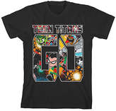 Bioworld Black Teen Titans Tee - Boys