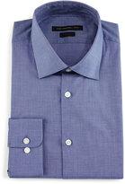 John Varvatos Slim-Fit Dress Shirt, Blue