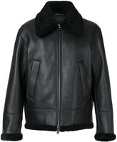 DSQUARED2 aviation shearling jacket