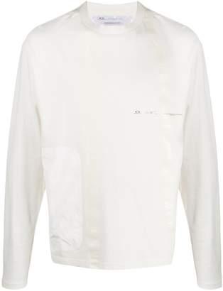 Oakley By Samuel Ross zip pocket T-shirt