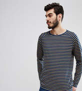 Nudie Jeans Otto Stripe Long Sleeve T-Shirt