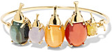 Daniela Villegas - Tribe 18-karat Gold Multi-stone Bracelet - one size