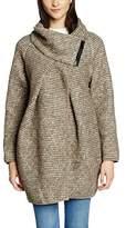 cache cache Women's 6846002301 Coat,UK