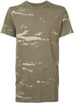 MHI camouflage T-shirt - men - Cotton - M