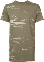 MHI camouflage T-shirt - men - Cotton - S