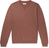 Saturdays NYC Cotton, Cashmere And Silk-blend Sweater - Pink