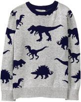 Gymboree Dino Sweater