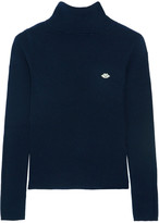 See by Chloe Stretch-knit turtleneck sweater