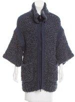 3.1 Phillip Lim Wool Oversize Coat