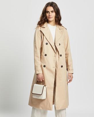 Vero Moda Hamborg Long Trench Coat