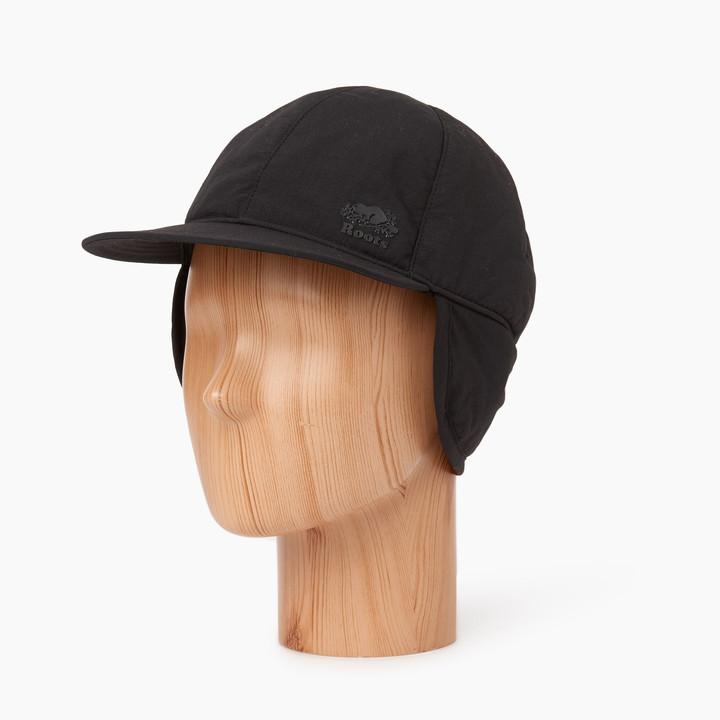Roots Park Plaid Earflap Cap