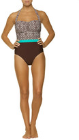 Helen Jon - Del Rey One-Piece-St. Lucia Chocolate