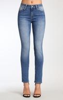 Mavi Jeans Kendra Straight Leg In Mid Soft Shanti
