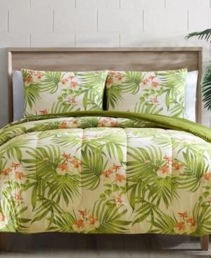 Hallmart Collectibles St. Croix 2-Pc. Reversible Twin Comforter Set Bedding