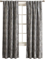 Sun Zero Sun ZeroTM Mayfair Room-Darkening Rod-Pocket/Back-Tab Curtain Panel