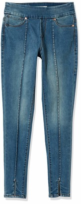 Lola Jeans Women's Pull-On: High Rise Skinny Ankle