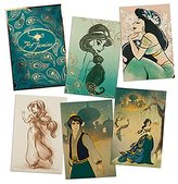 Disney D23 The Art Of Jasmine Limited Edition Lithograph Set