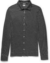 Massimo Alba - Slim-fit Wool Shirt