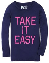 Rebel Yell Girls' Take It Easy Tee - Sizes S-XL