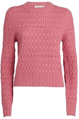 Victoria Beckham Textured Sweater
