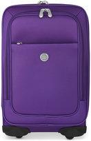 """Joy Mangano Bobby 22"""" Carry-On Suitcase With SpinballTM Wheels"""