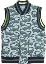 Stella McCartney Reversible Cotton Canvas Vest