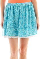 JCPenney Decree Soft Skirt