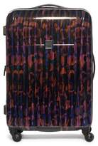 """Kenneth Cole Reaction The Real Expandable 24\"""" 4 Wheel Carry-On Suitcase"""