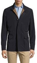 Ermenegildo Zegna Flap Pocket Field Jacket