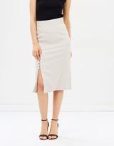 Karen Millen Looped Midi Skirt