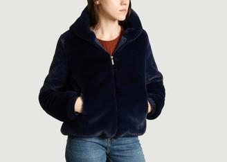 Trench & Coat - Megeve Faux Fur Jacket - 40