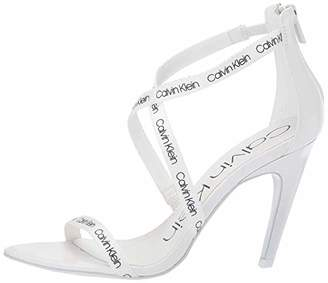 Calvin Klein Women's GENNOVAH Heeled Sandal