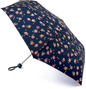 Cath Kidston Wimbourne Rose Umbrella - Navy