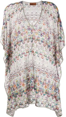 Missoni Mare Tunic Beach Cover-Up