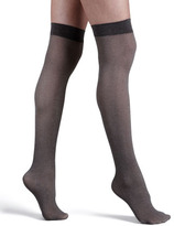 Wolford Gent Knee-Highs Stay-Up Stockings, Almodine/Maroon
