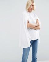 Asos Extreme Cape T-Shirt