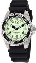 Momentum Men's 1M-DV00L1B M1 Lime Rubber Watch