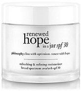 philosophy Renewed Hope In A Jar Spf 30
