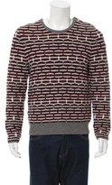 Carven Wool Crew Neck Sweater